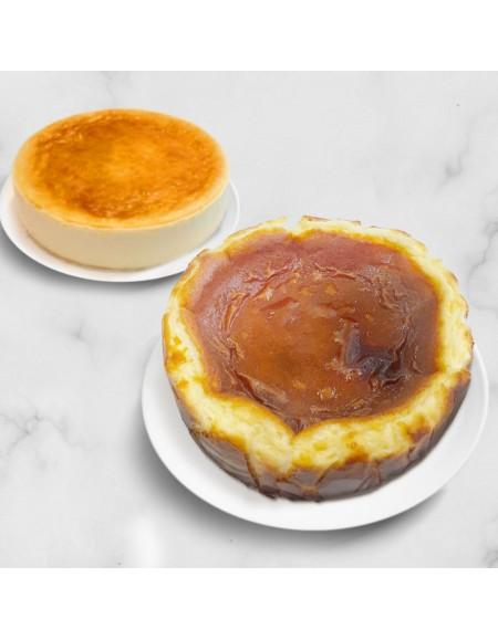Buy 1 Whole Burnt Cheese Cake FREE 1 Whole Cheese Cake
