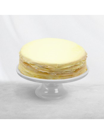 Signature Mille Crêpe Cake